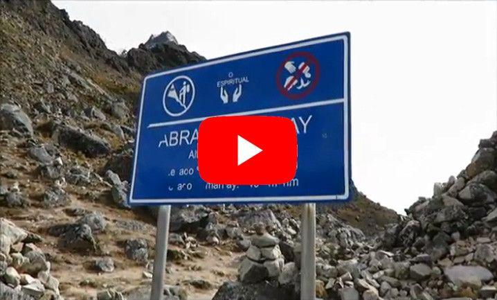 Salkantay Trail Peru