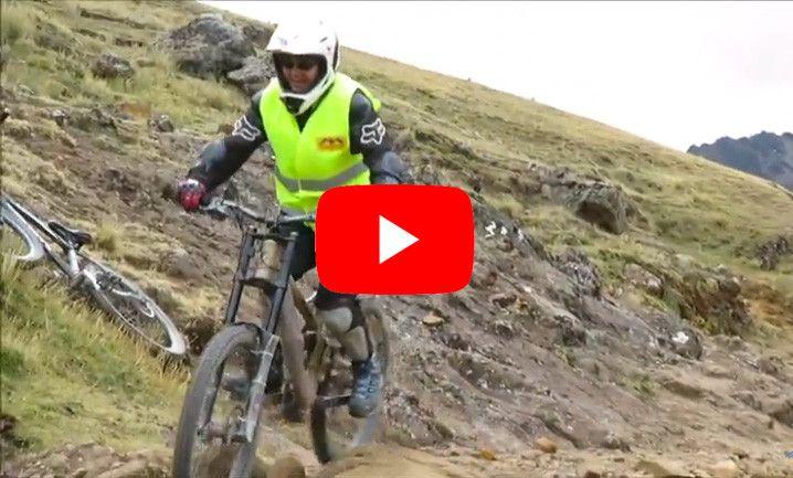 Lares Downhill Biking