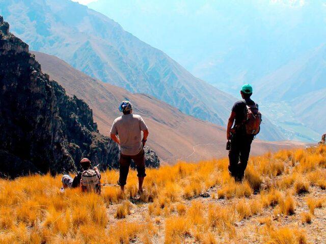 Inca Quarry Trek – 4 Days