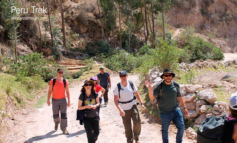 Inca Quarry Trek 4 Days