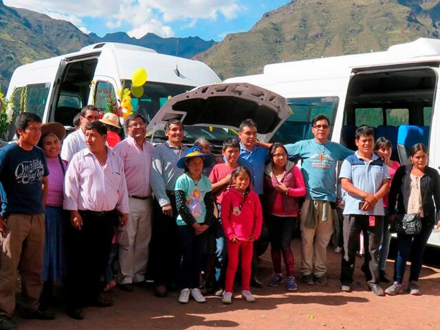 Cusco to Puno by Car