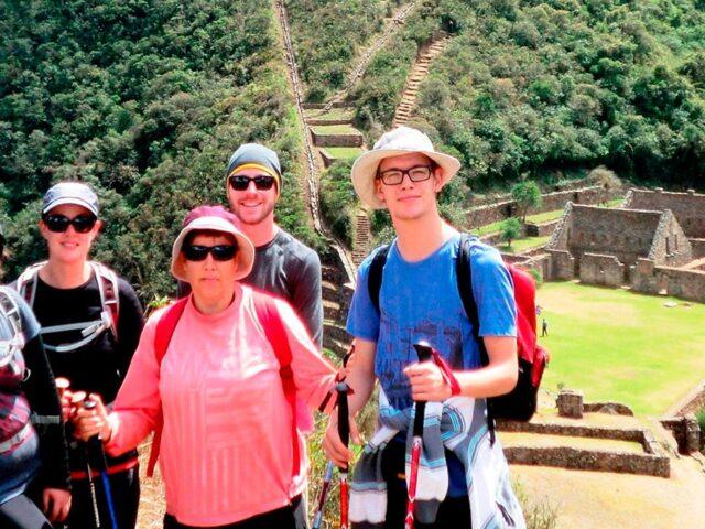 Choquequirao Trail Peru 4 Days