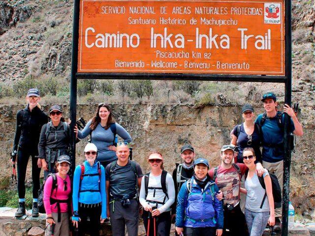 3 Day Inca Trail