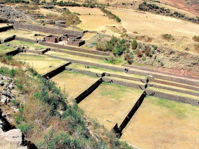 Tipon Ancient Irrigation Systems