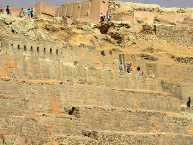 Alternative Ollantaytambo Inca Site Tour