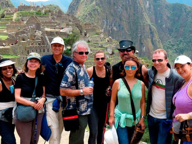 Sacred Valley & Two Day Inca Trail