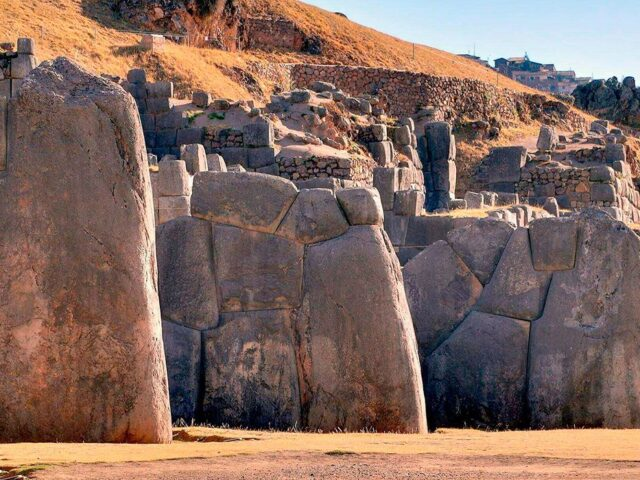 Sacsayhuaman Megalithic Site