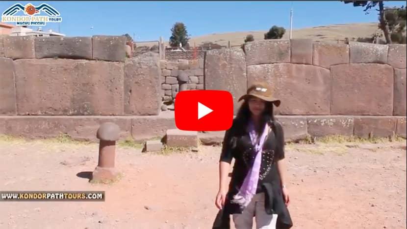 Tour Chucuito, Puno, Inca Uyo