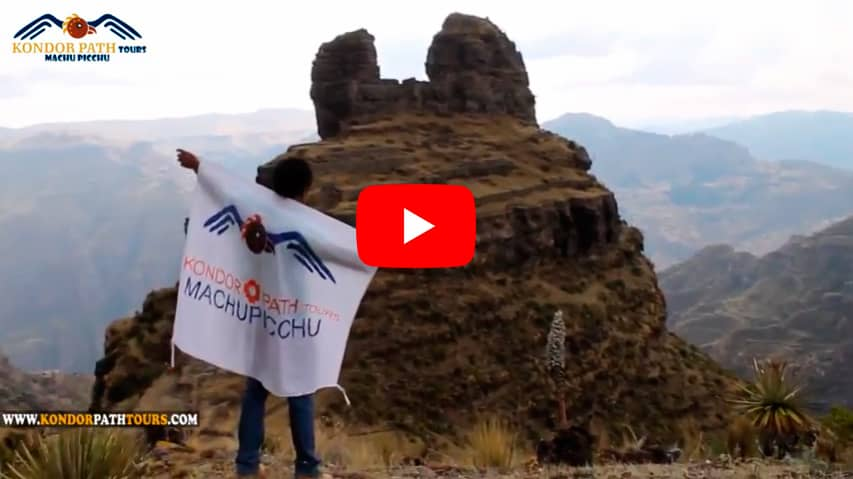Waqrapukara trekking video